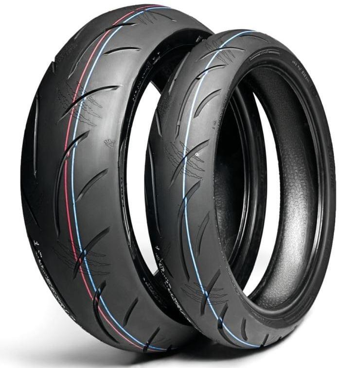Evoke Electric Motorcycles Dual Compound Tires King Tyre