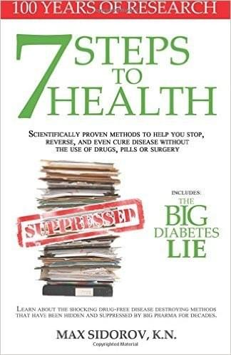 7 Steps To Health and the big diabetes lie reviews