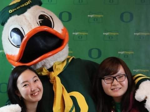 俄勒冈大学,University of Oregon