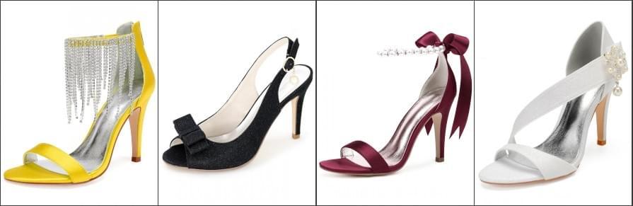 chaussure magnifique en création différente de Persun