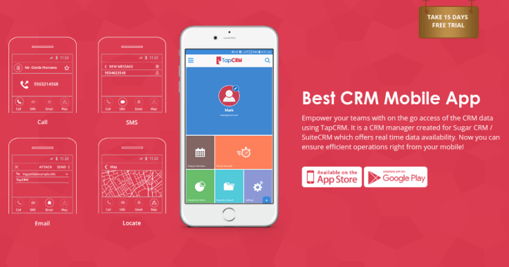 Android Mobile and CRM