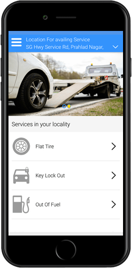 tow truck on demand app