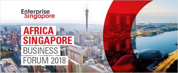 Africa Singapore Business Forum 2018