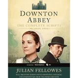 Downton Abbey Script Book Season 2, by Julian Fellowes