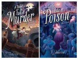 A Little Taste of Poison, by R.L. Anderson