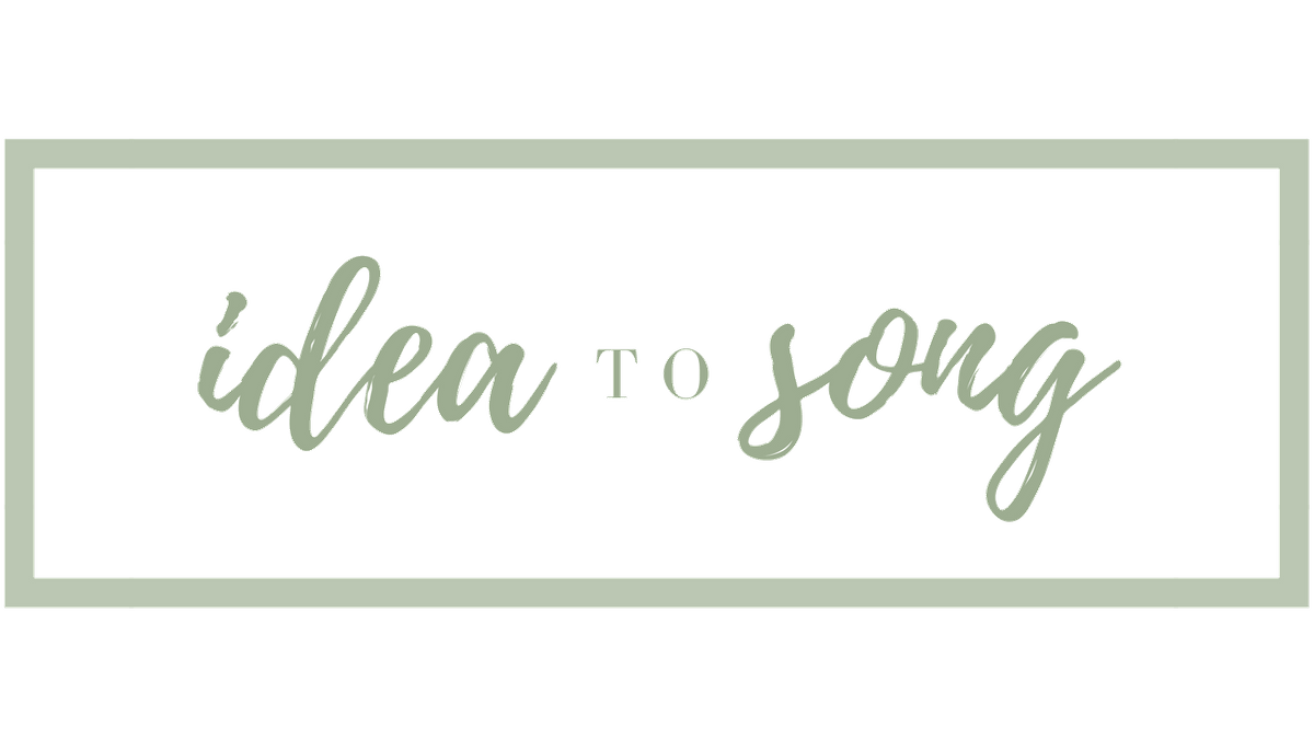 Idea To Song: A Course on Songwriting