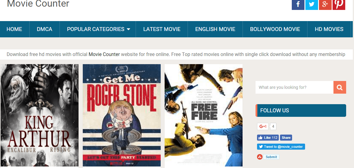 💌 Hd movies free download movies counter | Top 50 Free Movies