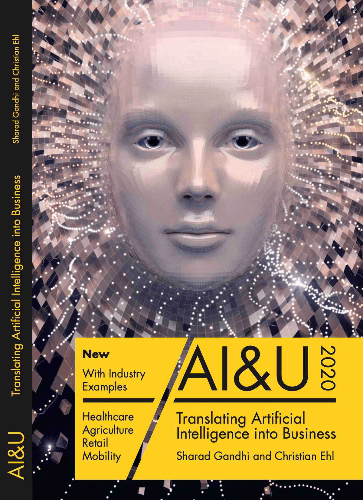 Book cover AI&U - Translating Artificial Intelligence into Business