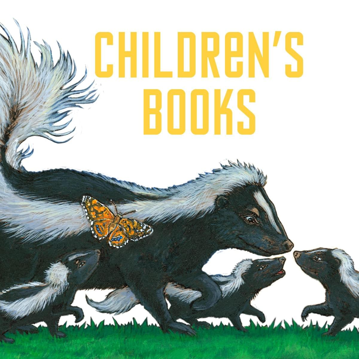 Children's books illustrated by Chuck Todd