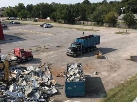 KandT Demolition I Roll-Off Container Rental I Tulsa Oklahoma