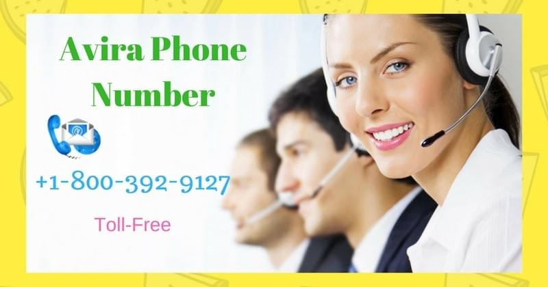 Avira Phone Number