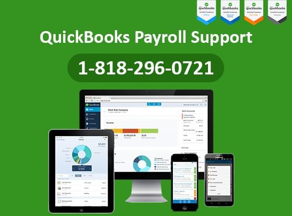 QuickBooks Payroll Technical Support: +1-818-296-0721 | Toll
