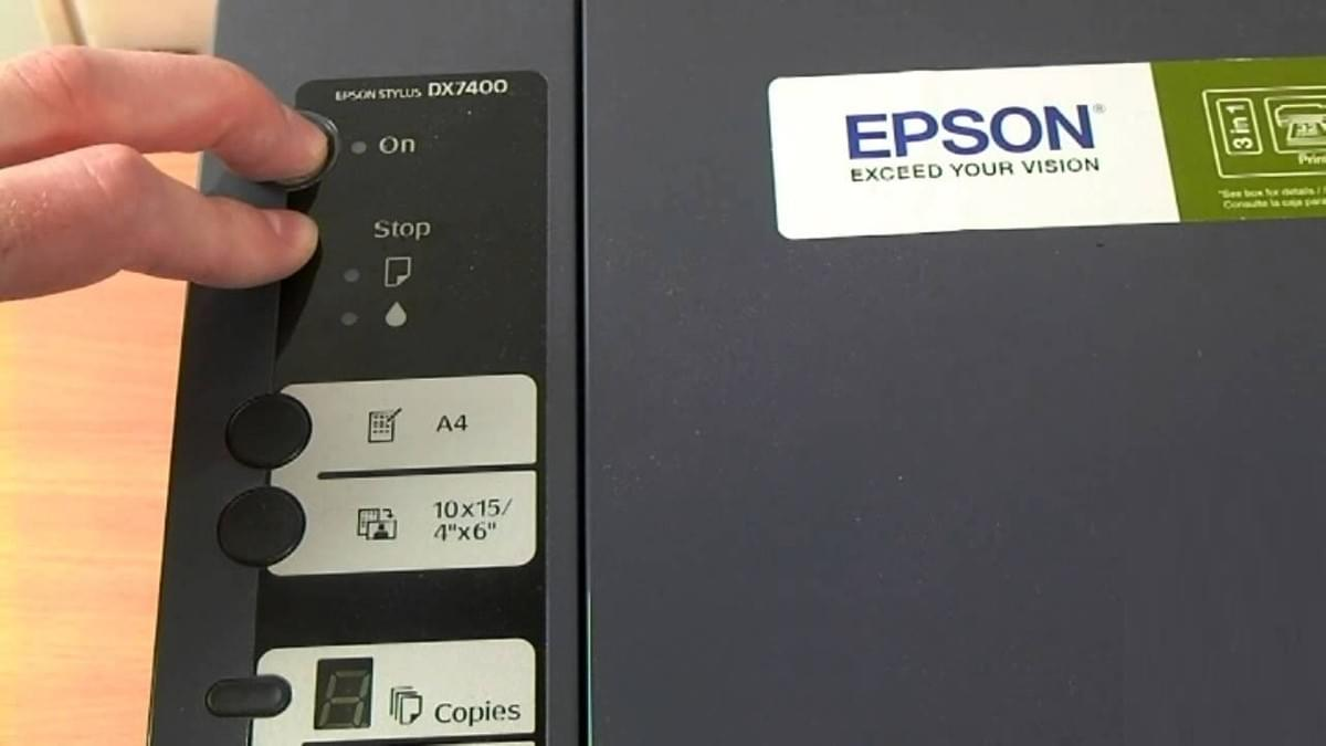 How To Perform A Self-Test On My Epson Inkjet Printer