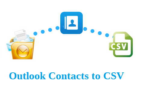 Outlook to CSV - Convert Outlook PST Contacts to CSV File