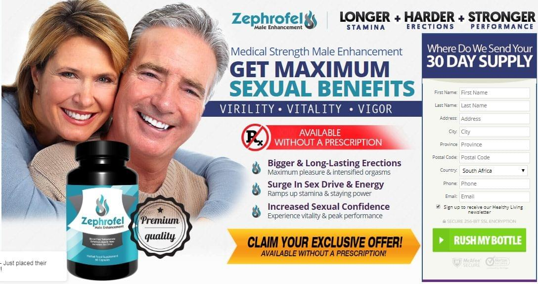 zephrofel male enhancement