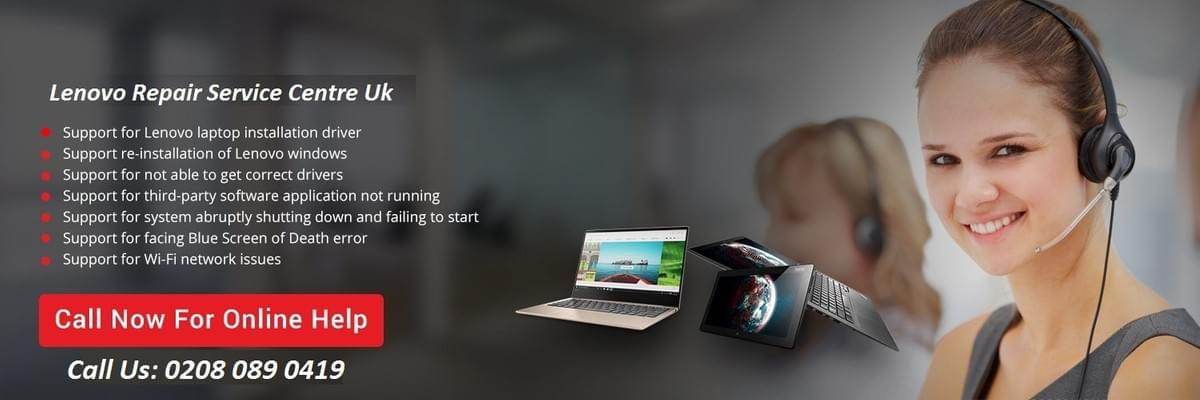 Lenovo Repair Service For Laptops By Experts Technical
