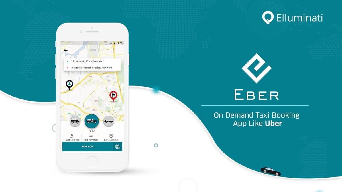 On Demand Taxi Booking App on Strikingly