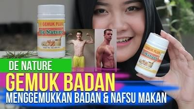 gemuk plus de nature asli