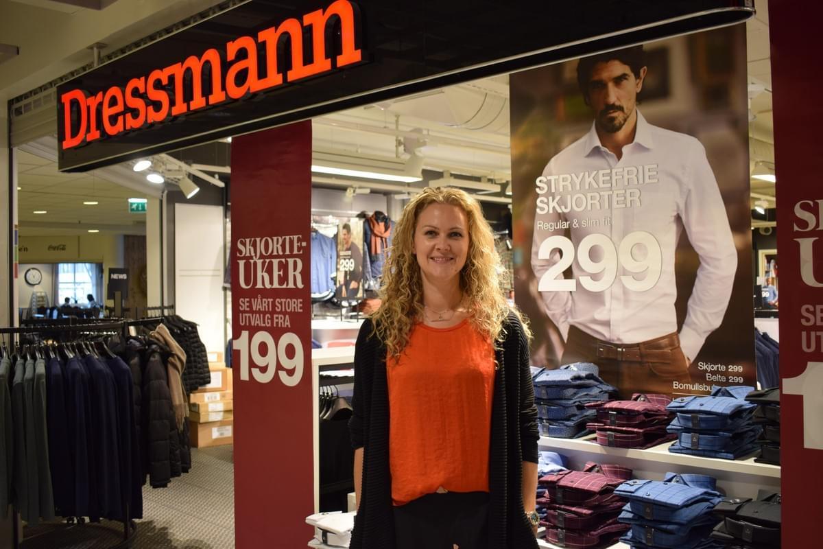 f4825a84 Nina Hasvold ønsker å sette søkelyset på at butikken nå har et utrolig godt  utvalg av klær til gutter og menn, fra innerst til ytterst og i alle  høstens ...