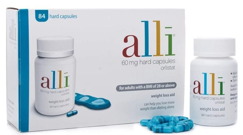 Alli Weight Loss Pills 2018 Best Natural Weight Loss