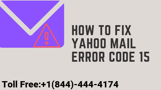 Fix Yahoo Mail Error