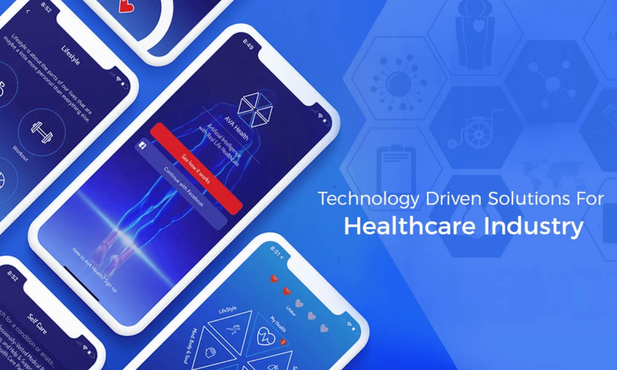 Apps Development  for Healthcare