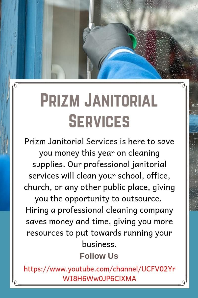 Use the Right Products to Fight the Flu With Prizm Janitorial Services