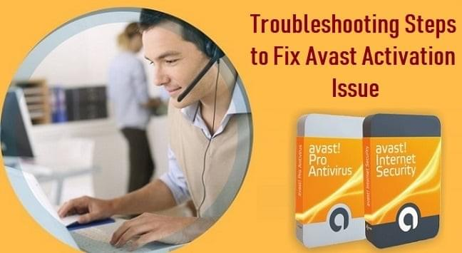Fix Avast Activation Issue