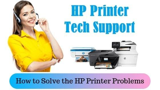 How to Solve the HP Printer Problems