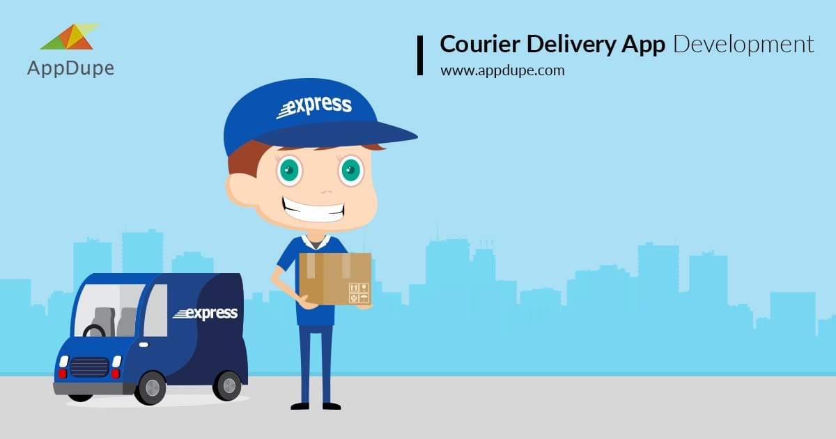 Courier delivery app development - Uber for courier courier delivery