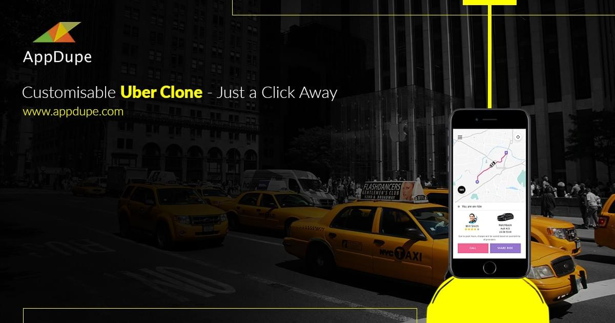 Need an Uber clone app for your taxi business? - app