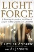 with Brother Andrew, Revell in US, Hodder and Stoughton in UK, 2004, A stirring account of the church caught in the Middle East crossfire
