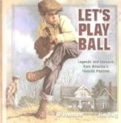 Gift book with artist Jim Daly, Harvest House, 2002, Legends and lessons from America's favorite pastime