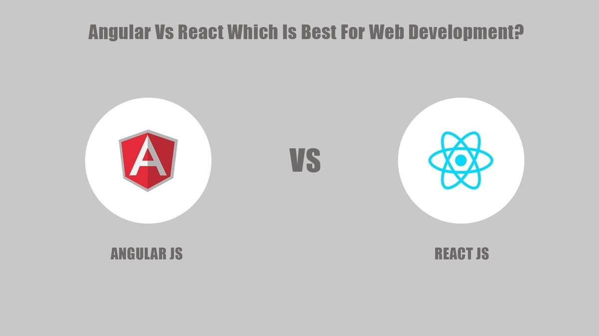 Angular vs React: Selecting the Right Framework
