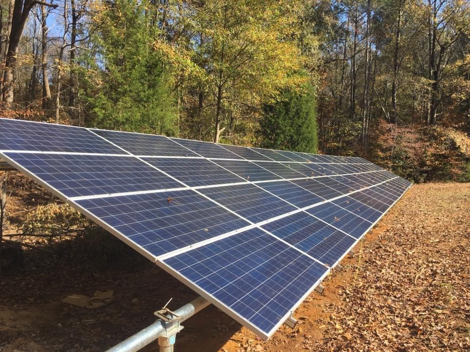 Solar Panel Company in North Carolina - Recon Renewable
