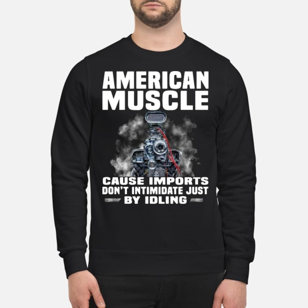 American muscle shirt