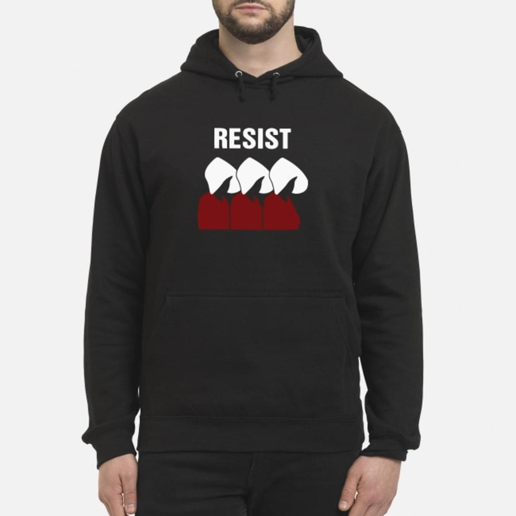 Woman Resist shirt
