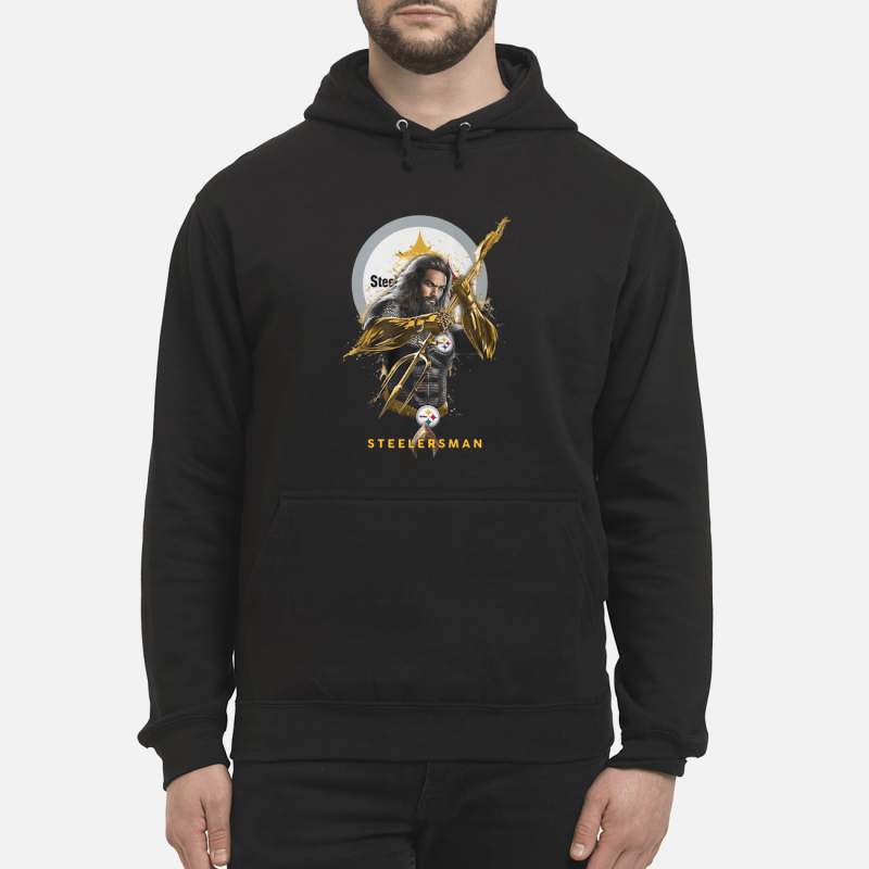 Aquaman Steelersman Pittsburgh Steelers Shirt
