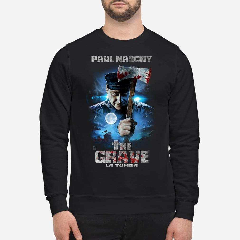Paul Naschy The Grave La Tumba Shirt