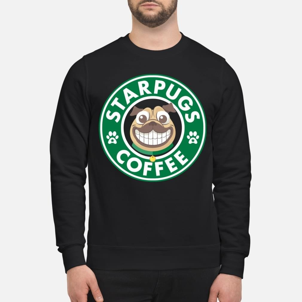 StarPugs coffee for lovers kid shirt
