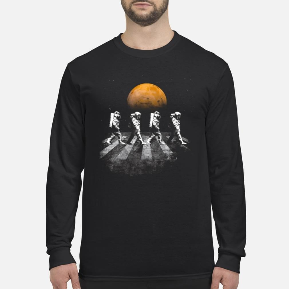 Astronauts in Walking in Spac Gift shirt