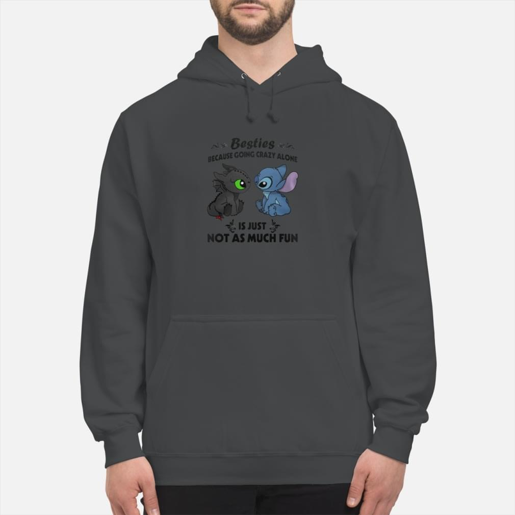 Besties Stitch Stoothless shirt