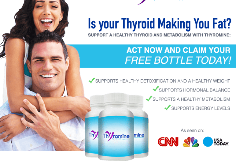 Reasons Why You Should Rely On Thyromine