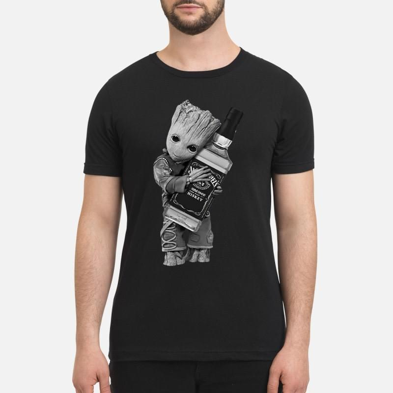 8327d7e9d ... groot hug Jack Daniels shirt. Sales of an additional 800,000 equivalent  cases in ready-to-drink (RTD) products brought the fiscal year total to  more ...