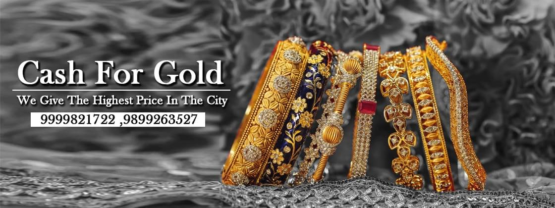 Get Cash for Gold in Noida - best gold buyers gold buyers