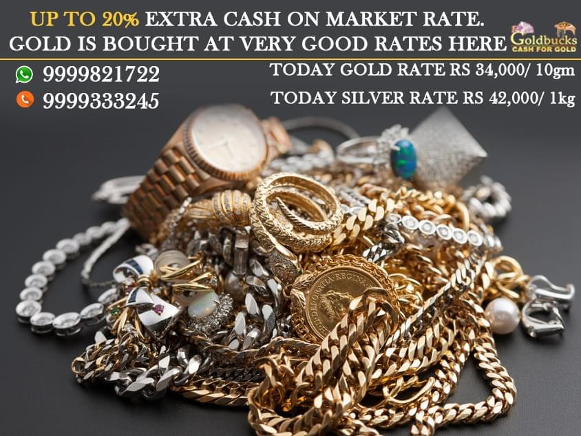 Sell Scrap Silver For Cash Near Me - best gold buyers