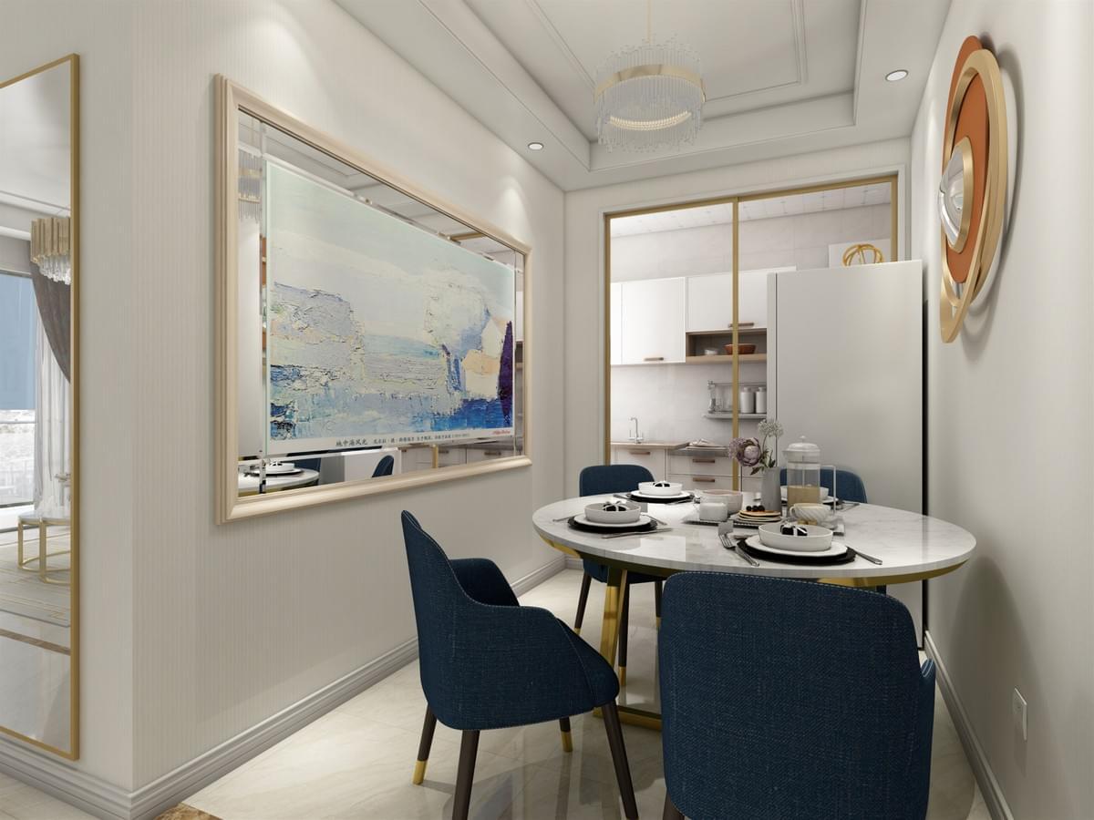 北海软装设计 家具配套