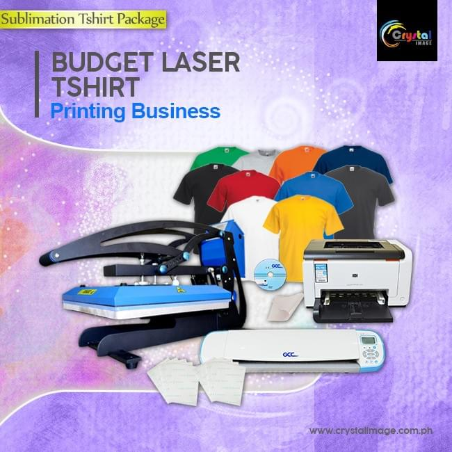Personalized Printing Business Package