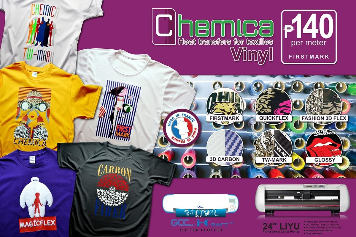 Chemica VInyl Supplier Philippines
