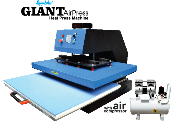 Guide on Buying Your Own Heat Press Machine - Philippines - Heat
